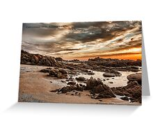 Cape Conran Greeting Card