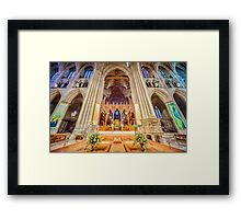 Magnificent Catheral VI Framed Print