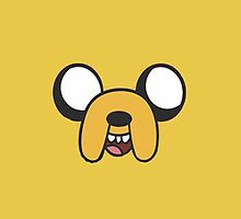 Jake The Dog by hiqqy5eva