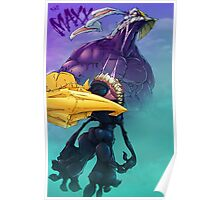 the MaxX Poster