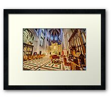 Magnificent Cathedral XI Framed Print