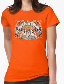 Salty AF (borders - for dark shirts) T-Shirt