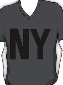 New York NY Black Ink T-Shirt