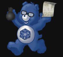 Gamer Bear Baby Tee