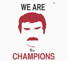 We Are The Champions Kids Clothes