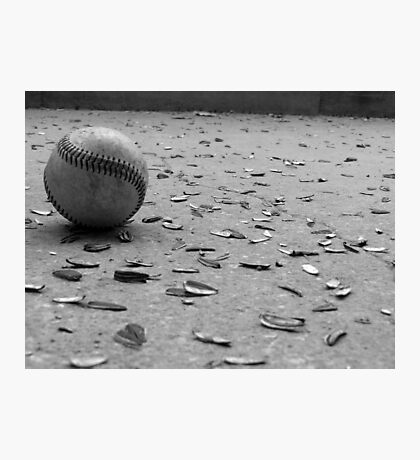8th Inning Photographic Print