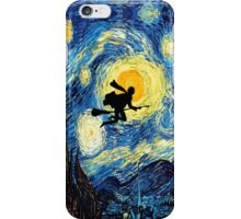 Harry Potter's Starry Night  iPhone Case/Skin