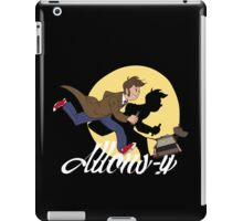 The Adventures of Doctor Who iPad Case/Skin