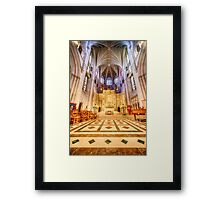 Magnificent Cathedral VIII Framed Print