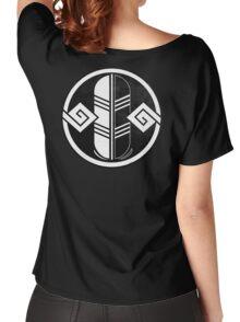 Blackquill Crest Women's Relaxed Fit T-Shirt