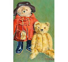 Teddy Bears with Attitude 2 Photographic Print