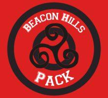 Beacon Hills Pack T-shirt by Neitzarr