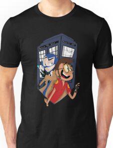 Adventures in SpaceTime Unisex T-Shirt