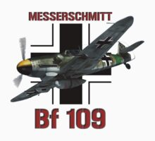 Bf 109 Fighter  by Mil Merchant