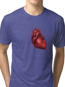 Bleeding Heart Tri-blend T-Shirt