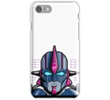 Machine Retro 1980's Cartoon Design iPhone Case/Skin
