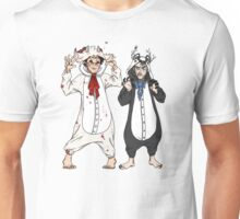 Snuggles! - Oculus and Tres Unisex T-Shirt