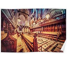 Magnificent Cathedral I Poster