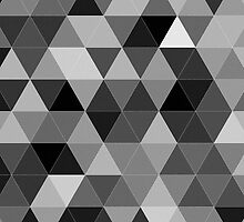 Triangle Grid by nzahlut