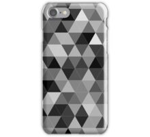 Triangle Grid iPhone Case/Skin