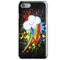 Rainbow Dash Cutie Mark iPhone Case/Skin