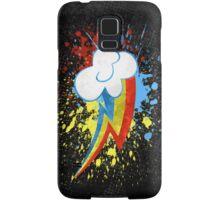 Rainbow Dash Cutie Mark Samsung Galaxy Case/Skin