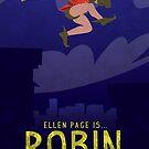 Coming Soon: Robin the Girl Wonder by avokes