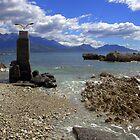 Kaikoura New Zealand. by Doug Cliff