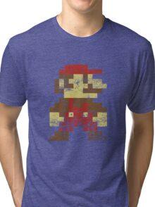 Mario Tri-blend T-Shirt