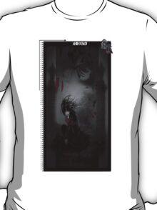 Vampire Knight NoteBook T-Shirt