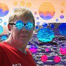 Man on Mars by jimofozz