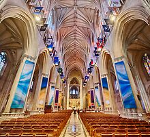 Magnificent Cathedral II by Ray Warren