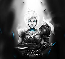 League of Legends - Riven by Marco Mitolo