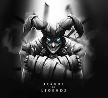 League of Legends - Shaco by Marco Mitolo
