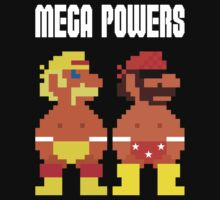 SUPER MEGA POWERS by Cat Games Inc