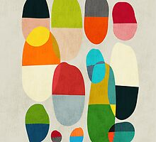 Jagged little pills by Budi Kwan