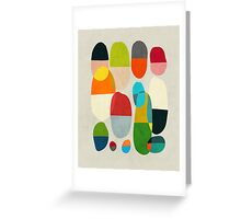 Jagged little pills Greeting Card