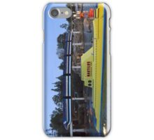 Submarines and Monorail over the Tomorrowland Lagoon iPhone Case/Skin