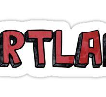 SUNY Cortland Sticker