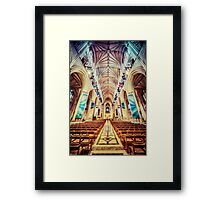 Magnificent Cathedral II2 Framed Print
