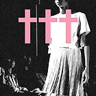 ††† (Crosses) - Pink Variant by philipmena
