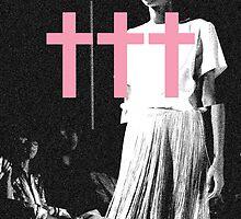 ††† (Crosses) - Pink Variant by philipmena