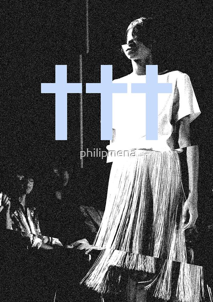 ††† (Crosses) - Blue Variant by philipmena