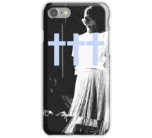 ††† (Crosses) - Blue Variant iPhone Case/Skin