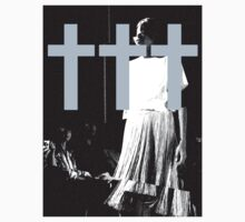 ††† (Crosses) - Blue Variant T-Shirt