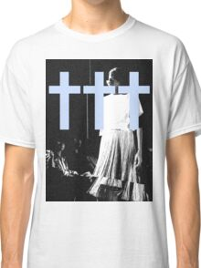 ††† (Crosses) - Blue Variant Classic T-Shirt