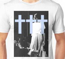 ††† (Crosses) - Blue Variant Unisex T-Shirt