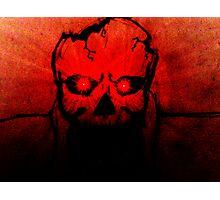 Death Stare Photographic Print