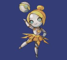 Orianna Artwork by Chango