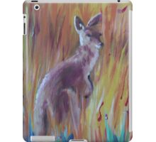 Kangaroos in Long Grass iPad Case/Skin